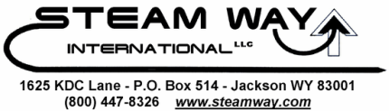 STEAM WAY INTERNATIONAL
